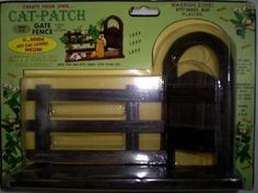 Cat-Patch/Gate Fence by Solid Brass Collectables and Gifts. $14.95. All Amish Kraft solid brass collectibles are protective coated