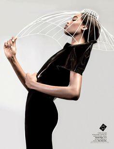 Модные новости: Фотосессии для модного глянца: май 2014