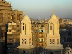 Beyond the Pyramids - Glimpses of Cairo