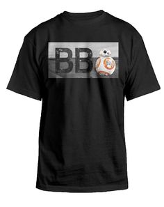 Star Wars The Force Awakens BB-8 Big Boys T-Shirt (Small 8). Short sleeve cotton tee. Officially licensed. Boys size 8-20.