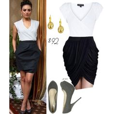 Mila Kunis Outfit