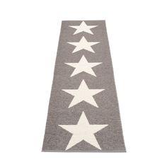 Viggo Star Rug - Mud Metallic/Vanilla