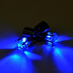 X.LED Diamond Earrings