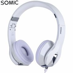 Somic N2 Headphones High Quality Music Headband Super Bass Top Sound Headphone Foldable Gaming Headset With 3D Surround Sound