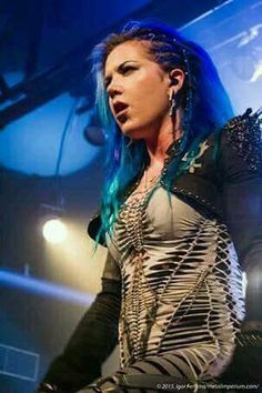 The Agonist, Alissa White, Arch Enemy, Female Guitarist, Rock Chick, Metal Girl, Death Metal, Metal Bands, Black Metal