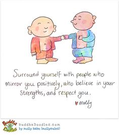 10 Ways to Deal with Negative or Difficult People - interesting article by Tiny Buddah
