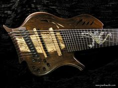 Jean Baudin's Kenneth Lawrence 11 string