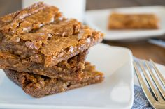 October 24, 2015 - butterscotch squares - Sometimes, the tastiest things in life are also the most simple. Like sipping a hot cup of coffee on a chilly...