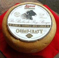2011 World Cheese Awards Crowns Agour's Ossau Iraty Best Cheese in the World