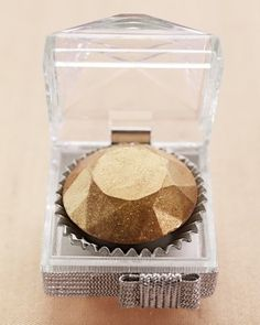 Wedding-Favor Ring Boxes with Truffles - Sparkling Wedding Ideas