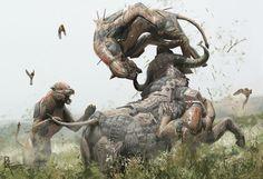 B5 Buffalo Defense by CrazyAsian1 on DeviantArt