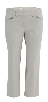 Hampton Cropped Pants Rayon/nylon/elastane Black, Mid Blue, Putty, White Size: 6 to 24 $82.95