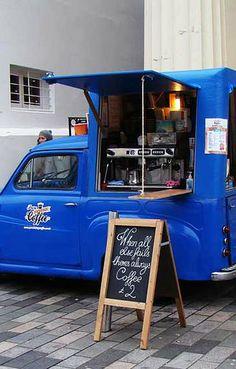 Food, breakfast: Pure Vintage Coffee, Brighton