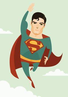 My childhood superhero...