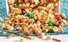 Peanut Butter Popcorn Crunch