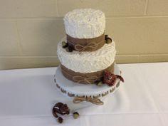 rustic cakes for weddings | Rustic wedding cake | wedding...future family