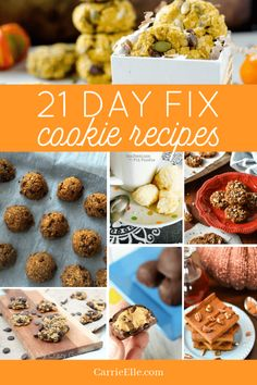 The best gifts are from your very own kitchen. These 21 Day Fix cookie recipes m… The best gifts are from your very own kitchen. These 21 Day Fix cookie recipes make great holiday gifts or healthy treats for the whole family! 21 Day Fix Desserts, 21 Day Fix Snacks, 21 Day Fix Diet, 21 Day Fix Meal Plan, Cookie Recipes, Snack Recipes, Dessert Recipes, Healthy Recipes, Kitchen Recipes