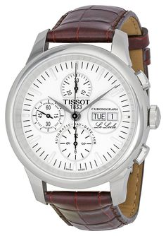 Tissot Women's T41131731 Le Locle Chronograph Watch * Read more  at the image link.