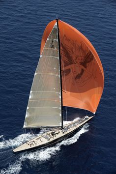 #F-Class #FIREFLY a Hoek One-Design 115ft J-Class inspired but modernised racer #F-Class
