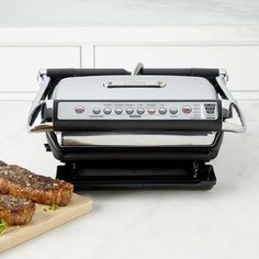 All-Clad Electric Indoor Grill with AutoSense™ #williamssonoma
