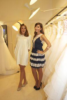 Elisa Raimondo e Gemma Contini @ White Le Spose Torino abiti da sposa