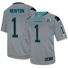 Packers Davante Adams jersey Nike Panthers Cam Newton Lights Out Grey Super  Bowl 50 Men s Stitched NFL Elite Jersey eccb0fbca