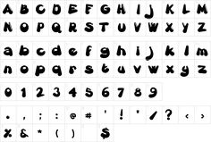 Gretoon Highlight Font. 1001 Free Fonts offers a huge selection of free fonts. Download free fonts for Windows and Macintosh.