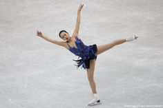 By Chris McGrath Getty Images Sport | Mao Asada of Japan competes in the Ladies Free Skating during ISU World Figure Skating Championships at Saitama Super Arena on March 29, 2014 in Saitama, Japan. (1536×1024)