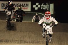 \Men's BMX  There is no nailed-down certainty in the rough-and-tumble world of BMX racing, but newly crowned world champion Sam Willoughby has as good a chance as any in London.