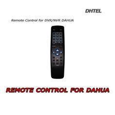 Telecomando aggiuntivo per DVR/NVR Dahua. Utile per gestire a distanza molte delle funzioni del dispositivo di registrazione. #Videosorveglianza #sicurezza #tvcc #cctv #telecomando #dahua #dvr #nvr