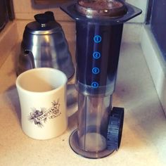 What time is it? It's #coffee time. Start your day with #veedeo and a cup of your favorite coffee blend