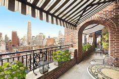 720 Park Avenue Penthouse Has Three Terraces, Wants $25M - Floorplan Porn - Curbed NY