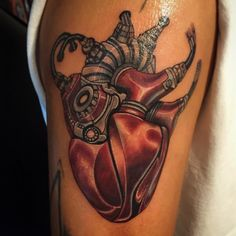 140 Innovative Biomechanical Tattoos & Meanings awesome