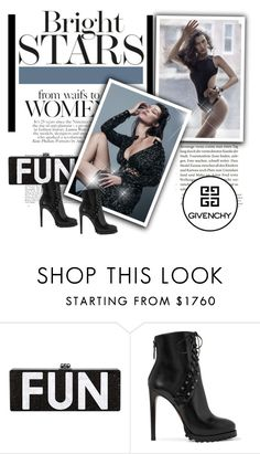 """Untitled"" by betty-hs ❤ liked on Polyvore featuring By Terry, Alaïa and Givenchy"