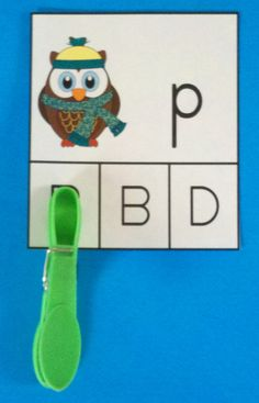 Fun Literacy Centers for Your Little Learners!  $   #literacycenters #KampKindergarten #ELA #owls #winter #clipcards   https://www.teacherspayteachers.com/Product/Winter-Math-and-Literacy-Centers-with-Fowl-Weather-Friends-1685269