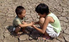 Niños en China, soledad y suicidio