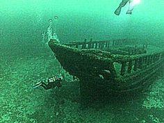 Great Lakes Wreck Diving - The Northerner, Port Washington, WI Port Washington, Local Attractions, Shipwreck, Lake Superior, Royal Navy, Great Lakes, Deep Sea, British Columbia, Wwii