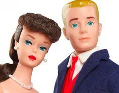 Barbie and Ken, 1962