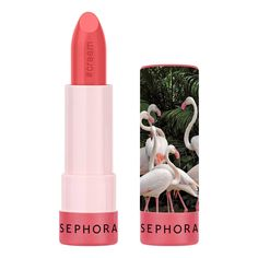 Buy Lipstick from Sephora Collection here. What it is: Want to reinvent your own every day? Celebrate every moment in . Sephora Lipstick, Cute Lipstick, Sephora Makeup, Lipsticks, Lipstick Collection, Makeup Collection, Maquillage Normal, Beauty Makeup, Eye Makeup