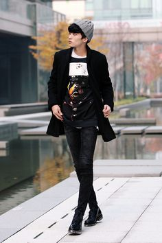 Handsom :) Obba ZenQ Style! http://www.itsmestyle.com