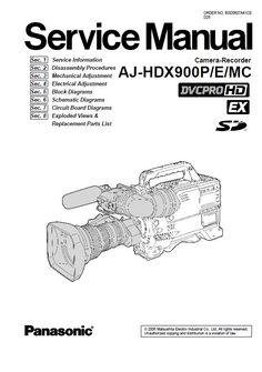 Original and complete Panasonic AG-AC160 AVCCAM HD