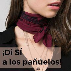 accesorio pañuelo moda
