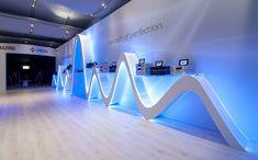 Stoiska on Behance Hall Design, Stage Design, Event Design, Exibition Design, Catwalk Design, Interactive Exhibition, Displays, Exhibition Booth Design, Sound Design