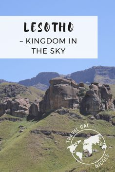 Its possible to take a day trip from Durban to Lesotho – the kingdom in the sky. Most day trips do a shuttle transfer from Durban to Underberg and then in Underberg you switch to as you must have a to go through the Sani Pass. Africa Destinations, Top Travel Destinations, Travel Tips, Travel Articles, Travel Photos, Travel Organization, Safari, Africa Travel, Travel Around The World