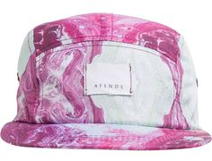 Rainbow Region 5-Panel Hat by AFENDS