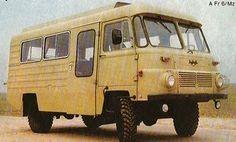 Robur Bus