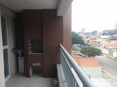 Edifíio New Park Parque Industrial, 2 dormitórios, suíte, varanda churrasqueira