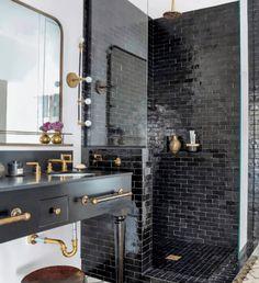 Bon Black Bathroom Inspiration + Updates On Ours   Miranda Schroeder