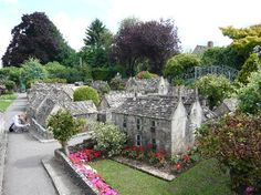 Bourton-on-the-Water (Cotswolds) - Model Village