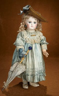 Beautiful French Bisque Portra... Auctions Online | Proxibid